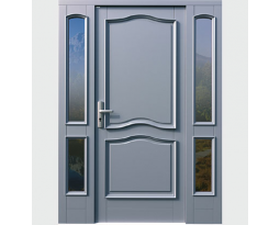 Classic C10 | Top Design CLASSIC, Parmax® Wooden Doors: Exterior and interior