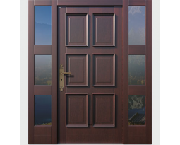 Classic C08 | Top Design CLASSIC, Parmax® Wooden Doors: Exterior and interior