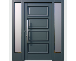 Classic C04 | Top Design CLASSIC, Parmax® Wooden Doors: Exterior and interior
