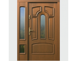 Classic C03 | Top Design CLASSIC, Parmax® Wooden Doors: Exterior and interior