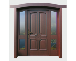 Classic C01 | Top Design CLASSIC, Parmax® Wooden Doors: Exterior and interior