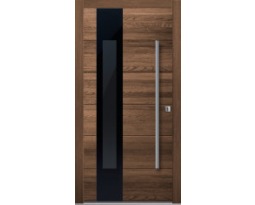 Top Design WOOD | Technical specification, Parmax® Wooden Doors: Exterior and interior