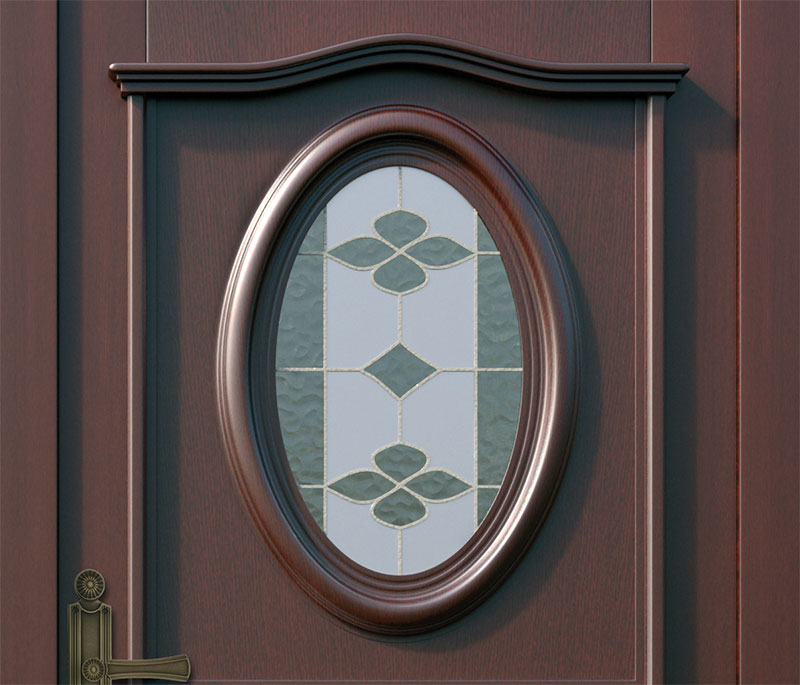 Top Design CLASSIC, Parmax® Wooden Doors: Exterior and interior